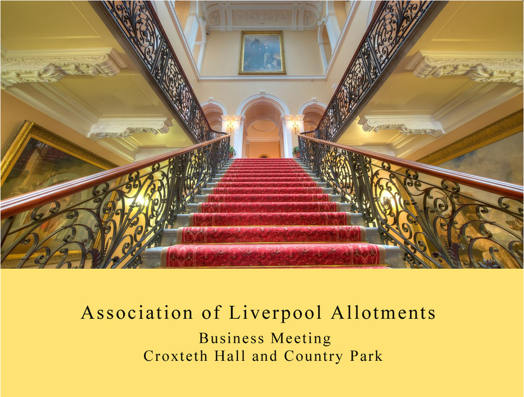 Croxteth Hall entrance hall